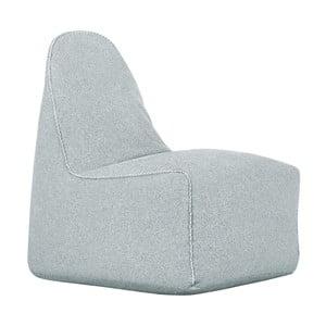 Jasnoszary worek do siedzenia Sit and Chill Lounge