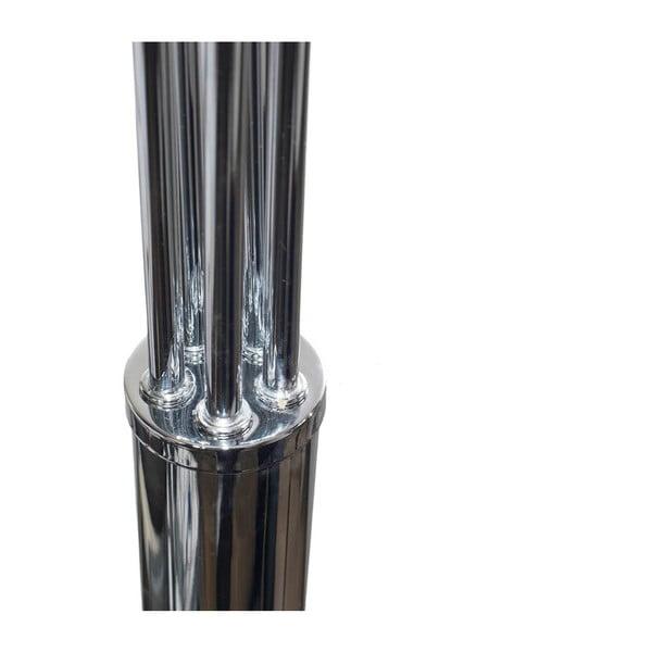 Lampa stojąca Fisura Pop Chrome Lamp