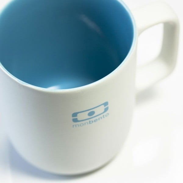 Kubek porcelanowy Mug Light Blue