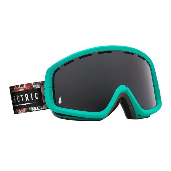 Gogle narciarskie Electric EGB2 Grills Jet Black z powłoką przeciwmgielną