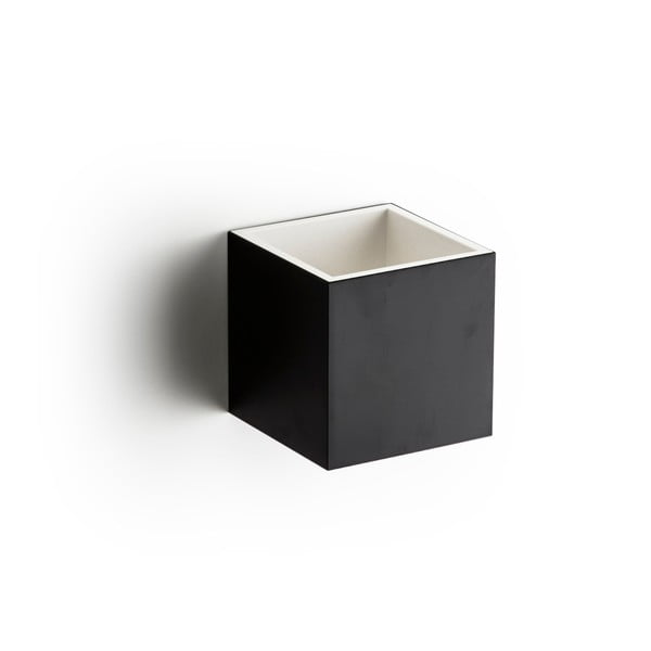 Pudełko naścienne QUALY Pixel Box, czarne