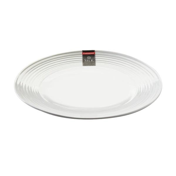 Porcelanowy talerz Plate Silk