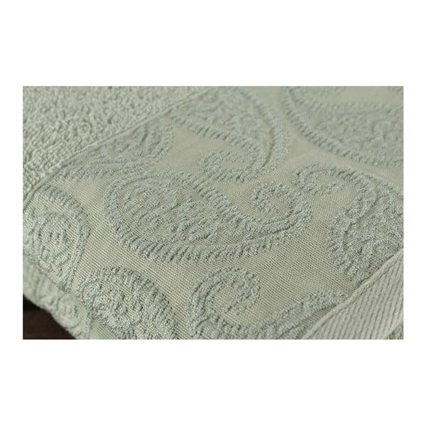 Zestaw 2 ręczników Patricia Sal Green, 50x90 cm