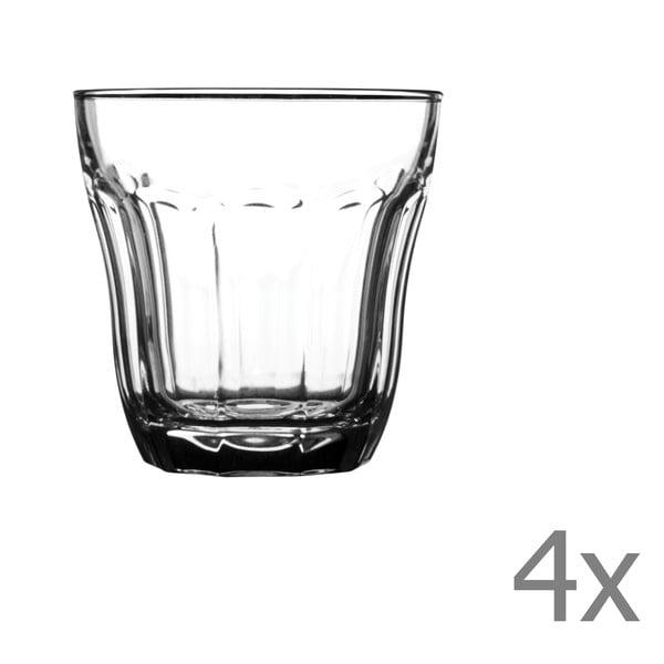 Zestaw   4 szklanek Essentials Manhattan, 290 ml