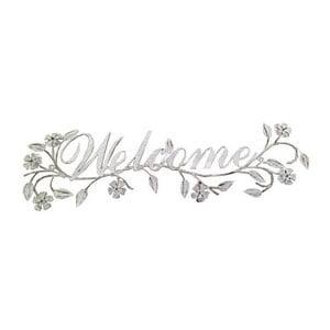 Napis dekoracyjny Antic Line Welcome