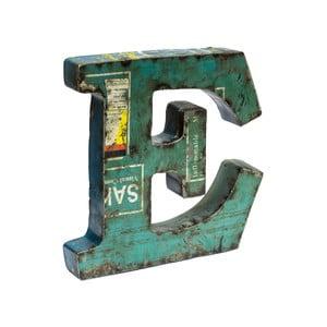 Litera Alfabeto E