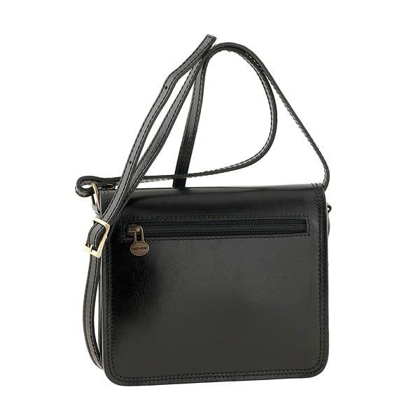 Czarna torebka skórzana Ore Diece Agrigento
