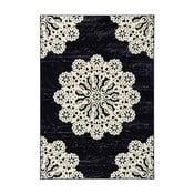 Czarny dywan Hanse Home Gloria Lace, 120 x 170 cm