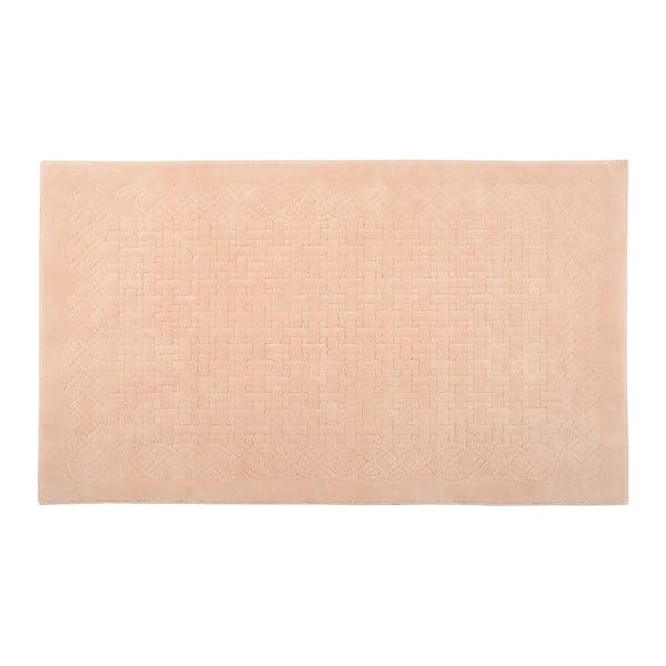 Dywan Patch 140x200 cm, różowy