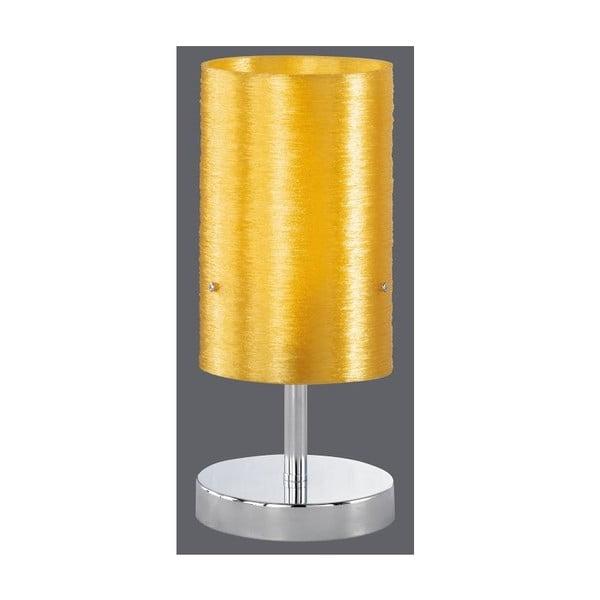 Lampa stołowa Seria 3039, żółta