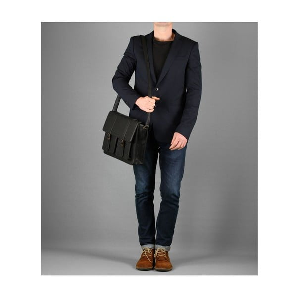 Torebka Tommy Satchel Black