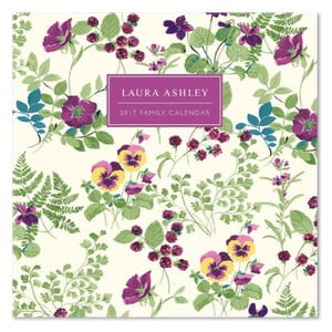 Kalendarz rodzinny Portico Designs Laura Ashley