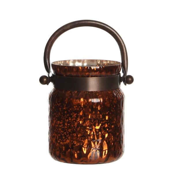 Świecznik Kito Copper Shiny, 18 cm