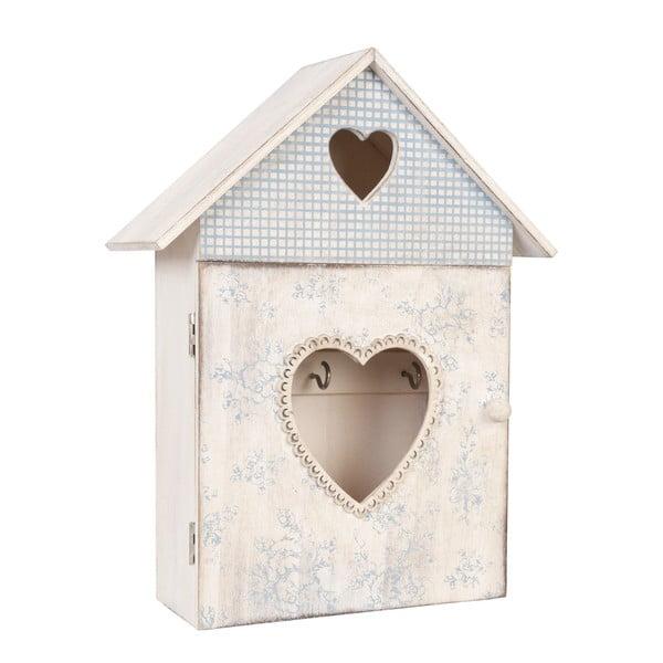 Skrzynka na klucze Love House