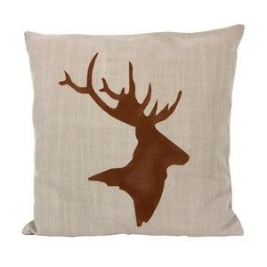 Poduszka z jeleniem, 50x50 cm