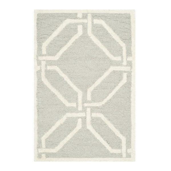 Dywan wełniany Mollie, 91x152 cm