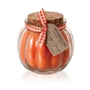 Świeczka Fruit Pots, pomarańcz
