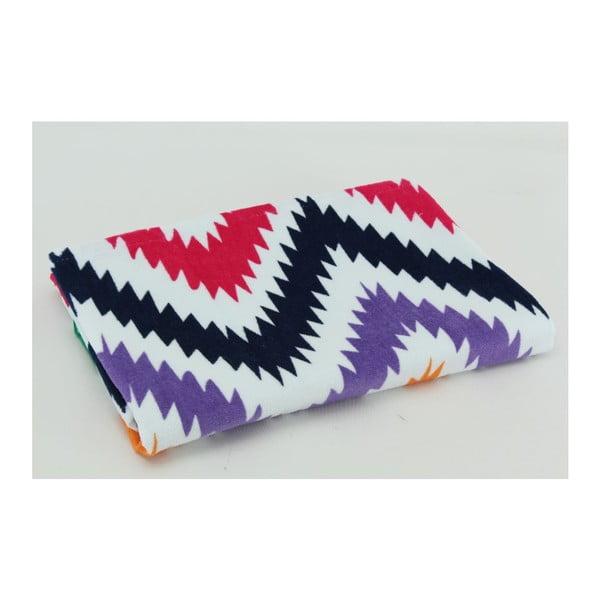 Ręcznik Zig Zag, 75x150 cm