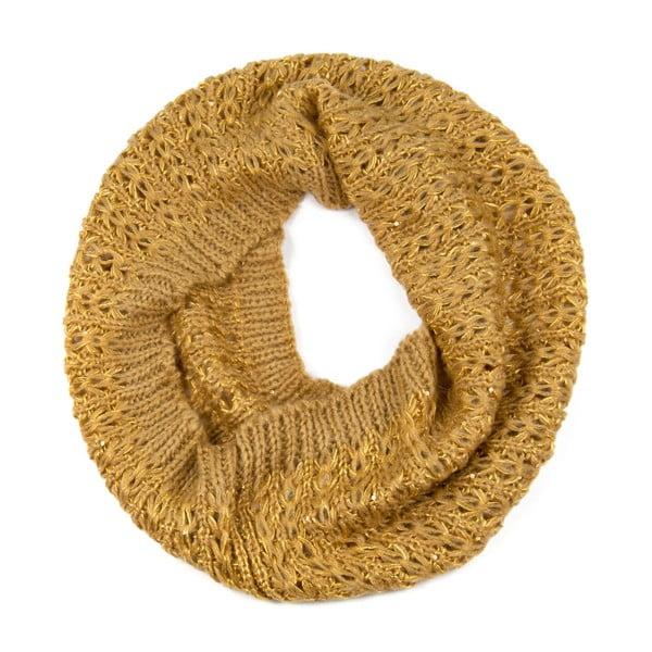 Szalik komin Ring Yellow