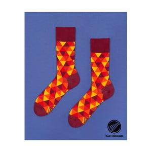 Skarpetki Flame Triangles, 35/38