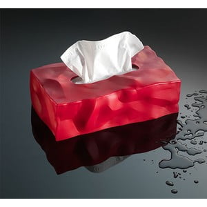 Pudełko na chusteczki Wipy Red