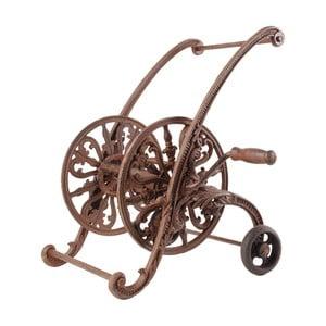 Żeliwne koło na węża ogrodowego Esschert Design Carriage