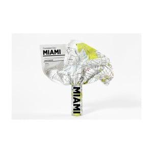 Zgnieciona mapa Palomar Miami