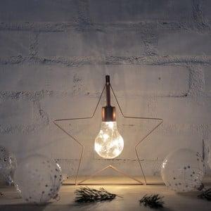 Dekoracyjna lampka LED w kształcie gwiazdki DecoKing Star