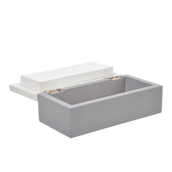 Pudełko Wood Grey