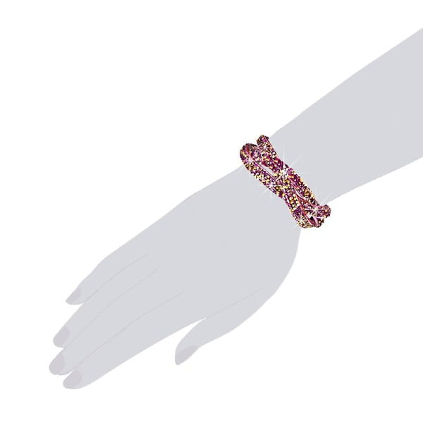 Bransoletka Pinky, 17 cm