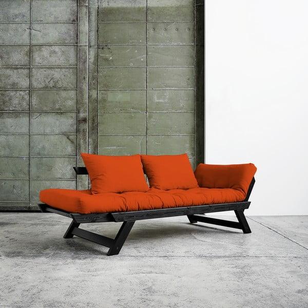 Sofa Karup Bebop Black/Orange