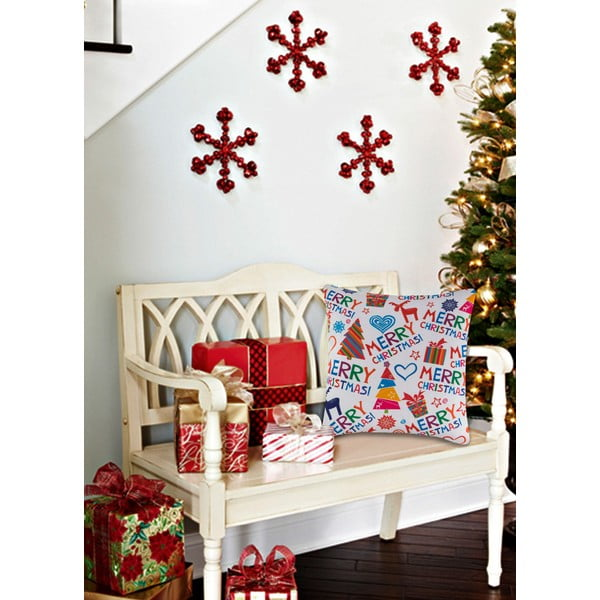Poszewka Christmas V4, 45x45 cm