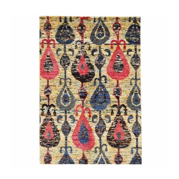 Ręcznie tkany dywan  Ikat H9 Mix, 140x200 cm