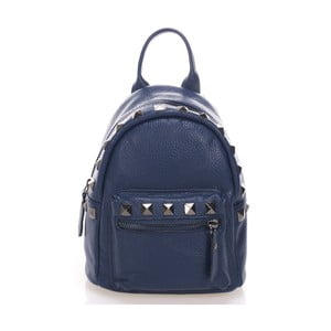 Niebieski plecak Massimo Castelli Mare