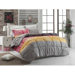 Narzuta pikowana na łóżko dwuosobowe Sabina, 195x215 cm