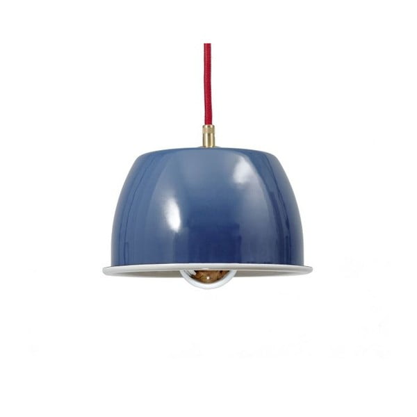 Lampa sufitowa Emailleleuchte 05 Blue/Red