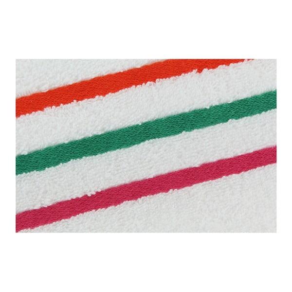 Zestaw 2 ręczników Boreas Snow White, 70x140 cm
