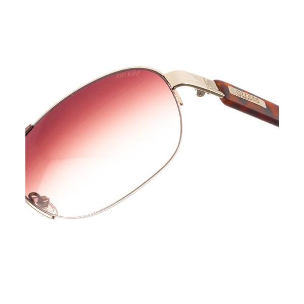 Męskie okulary przeciwsłoneczne Guess 798 Dorado Habana