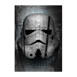 Plakat na blasze Masked Troopers - Irontrooper