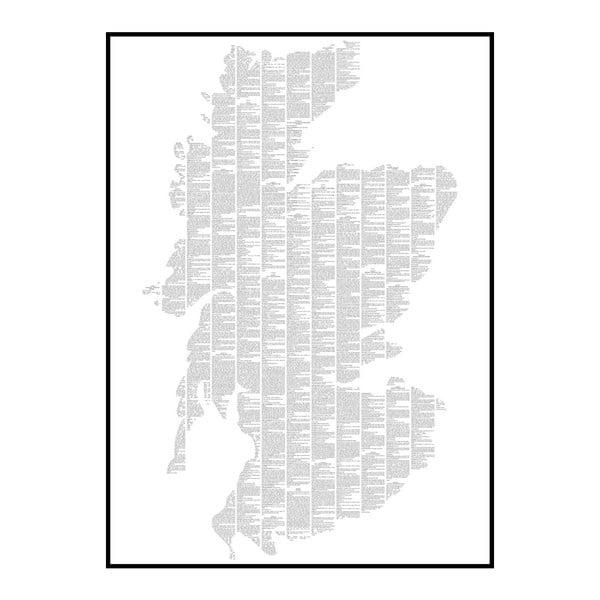 """Plakat """"Makbet"""", 50x70 cm"""