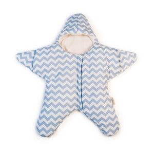 Śpiworek dla dziecka (również na lato) Blue Star, do 3 miesięcy