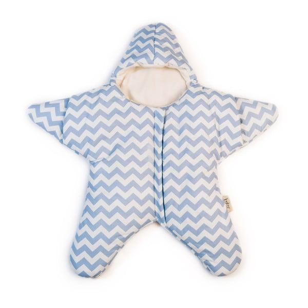 Śpiworek dla dziecka (również na lato) Blue Star, od 4 do 7 miesięcy
