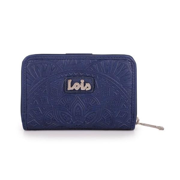 Portfel Lois Blue, 14x9 cm