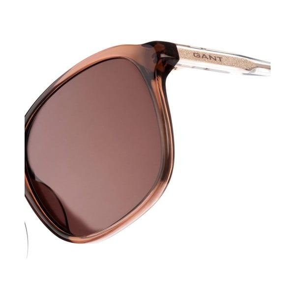 Męskie okulary przeciwsłoneczne GANT Crystal Brown