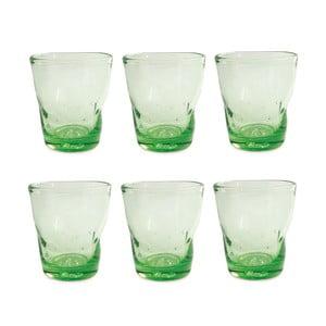 Komplet szklanek Honduras Verde, 6 szt.