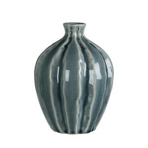 Wazon ceramiczny Marlena Turquoise, 15x11 cm