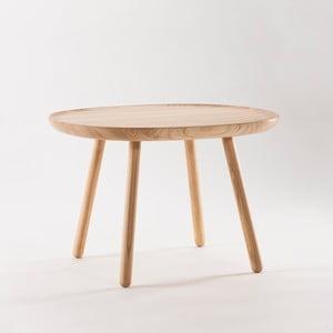 Naturalne stolik z litego drewna EMKO Naïve Large
