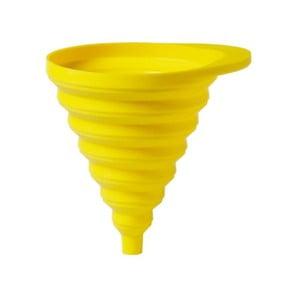 Składany lejek Funnel, żółty
