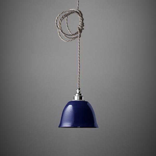 Lampa wisząca Miniature Bell Midnight Blue