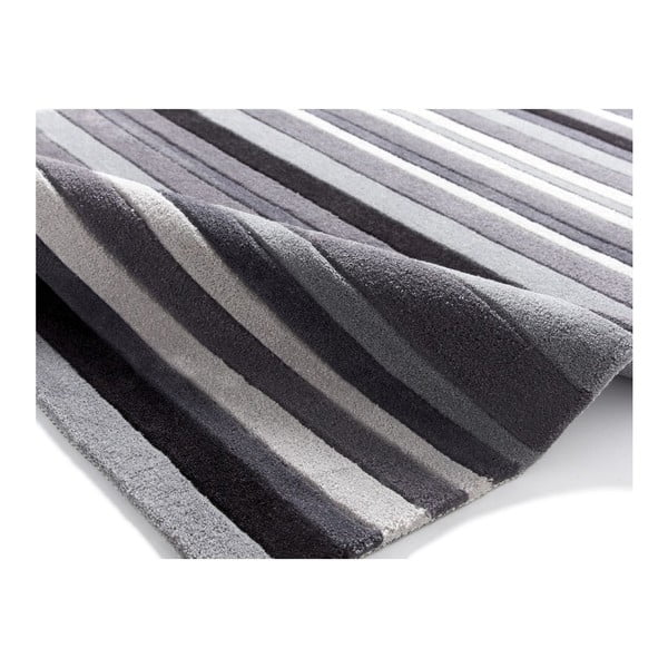 Dywan Think Rugs HongKong Grey, 90x150 cm